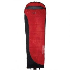 BlackWolf Sleeping Bag - Backpacker 100 - Red