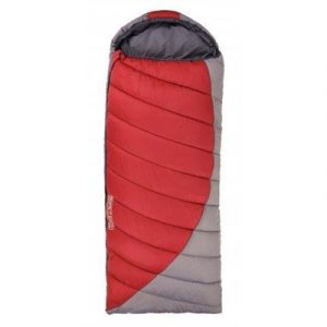 BlackWolf Sleeping Bag - Luxe 350 - Red