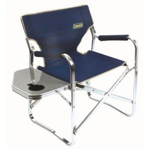 Coleman Directors Plus Chair - Blue