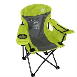 Coleman FyreFly Illumi-Bug Kids Chair - Green