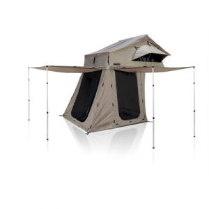 Darche Hi-View 1600 Roof Top Tent With Annex