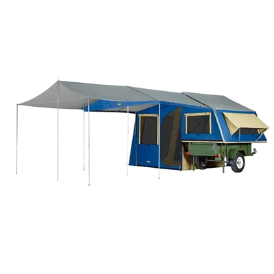 OZtrail Camper Trailer Awning Attachment Kit (suits ...