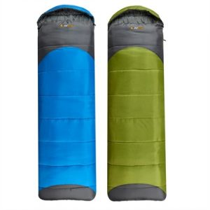 OZtrail Leichardt Hooded Sleeping Bag