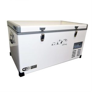 Evakool Glacier 61 Litre Metal Fridge/Freezer, 2 year warranty