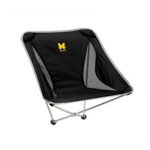 Alite Designs Monarch Compact Lightweight Camping Chair - Black