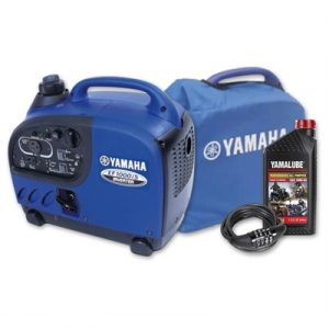 Yamaha EF1000iS, 1000w Inverter Generator with Bonus Pack, 4...