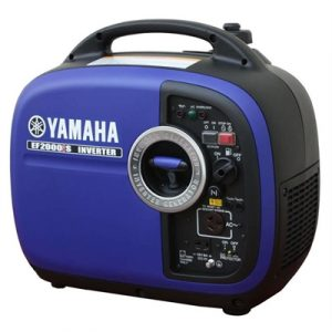 Yamaha EF2000iS, 2000w Inverter Generator, 4 year warranty