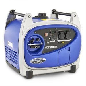 Yamaha EF2400iS, 2400w Inverter Generator, 4 year warranty