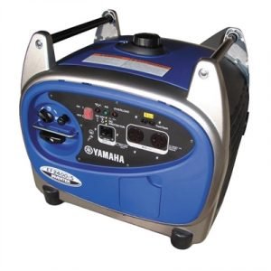 Yamaha EF2400iS Silent Inverter Generator - 2400W
