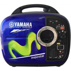 Yamaha Moto GP Racing Blue EF2000iSM Silent Inverter Generator - 2000W - Limited Edition