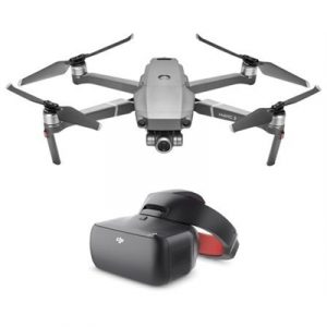 DJI Mavic 2 Zoom Drone & DJI Goggles (Racing Edition)