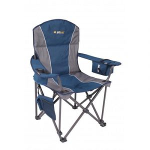 OZtrail Titan Arm Chair - Blue