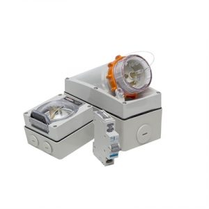 Briggs and Stratton Manual Transfer Switch Kit for the Q6500 inverter generator model.