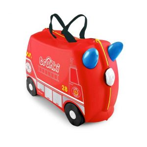 Trunki - Frank Fire Truck Ride-on Luggage
