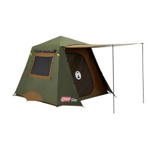 Coleman Instant Up 4P Gold Series Evo Tent - 4 Person