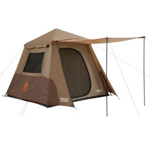 Coleman Instant Up 4P Silver Series Evo Tent - 4 Person